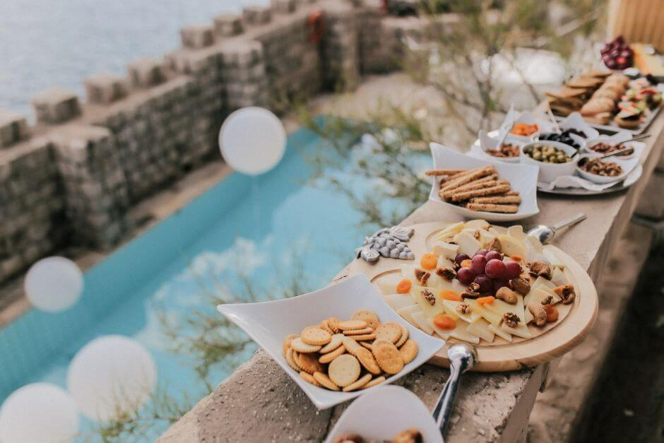 Dubrovnik Event Wedding tips Wedding menu tipstricks 02