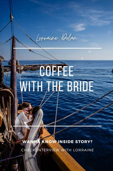 Dubrovnik Event COFFEE WITH THE BRIDE Lorraine Dolan 01