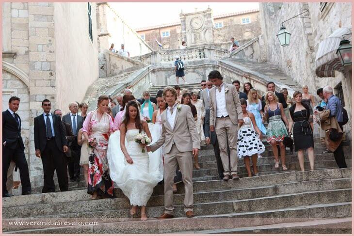 Dubrovnik Event Dubrovnik Wedding Ceremony Venues Church of St Ignatius 01