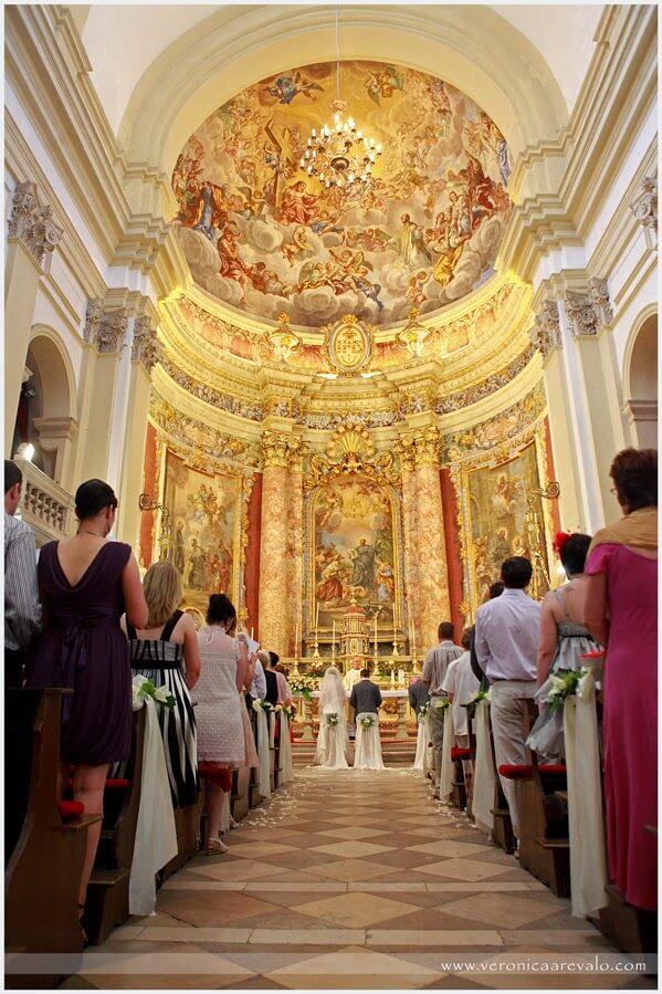 Dubrovnik Event Dubrovnik Wedding Ceremony Venues Church of St Ignatius 02