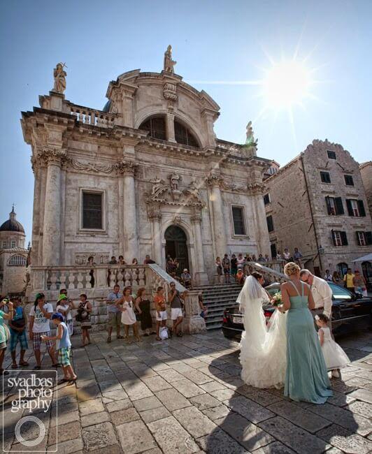Dubrovnik Event Dubrovnik Wedding Ceremony Venues Church of St. Blasius 01