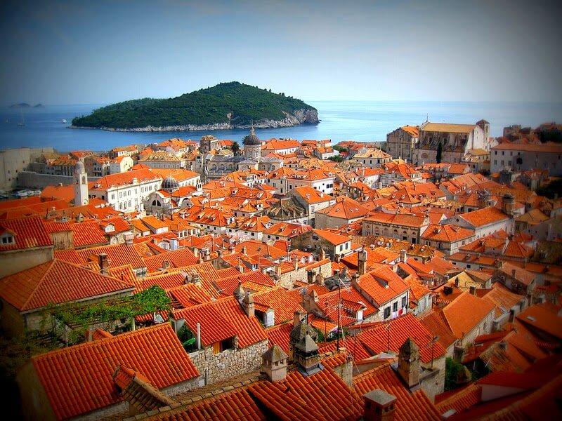 Dubrovnik Event Dubrovnik Wedding Ceremony Venues Lokrum Island 01