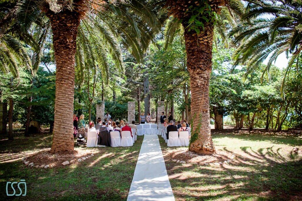 Dubrovnik Event Dubrovnik Wedding Ceremony Venues Lokrum Island 02