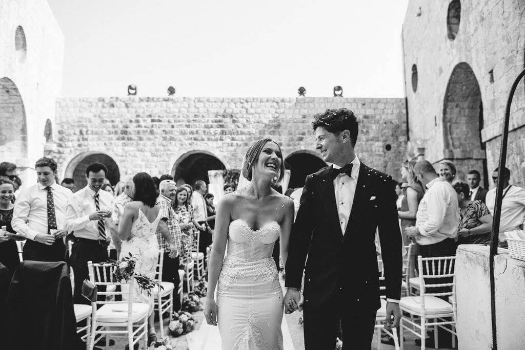 Dubrovnik Event Dubrovnik Wedding Ceremony Venues Lovrijenac fortress