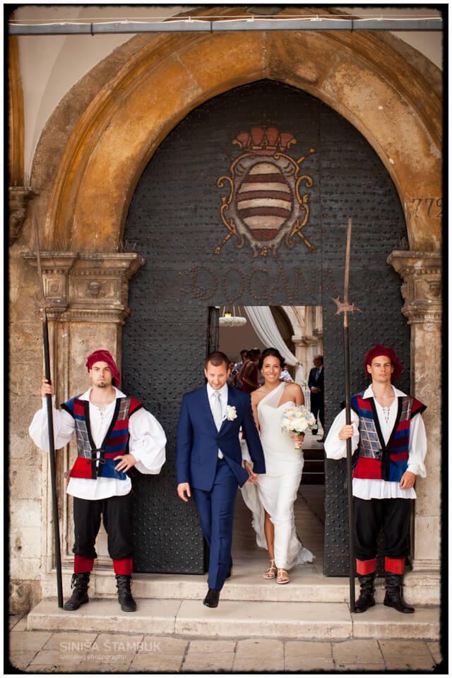 Dubrovnik Event Dubrovnik Wedding Ceremony Venues Sponza Palace Dubrovnik 01