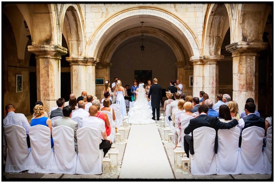 Dubrovnik Event Dubrovnik Wedding Ceremony Venues Sponza Palace Dubrovnik 02