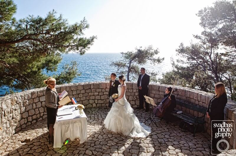 Dubrovnik Event Dubrovnik Wedding Ceremony Venues The Palace viewpoint