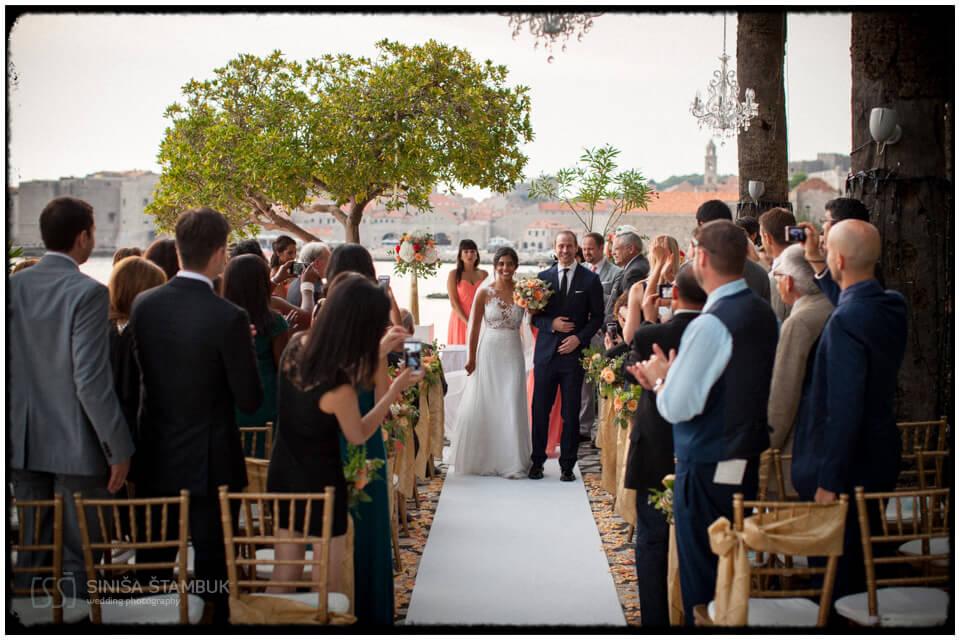 Dubrovnik Event True destination wedding of Jon and Safa 14